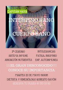 Intestino Sano = Cuerpo Sano