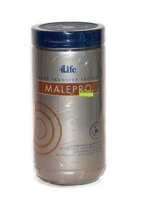 4LIFE TRANSFER FACTOR MALEPRO es un complemento alimenticio a base de factores de transferencia y minerales.