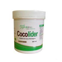 COCOLIDER Naturlider es un complemento alimenticio sobre la base de aceite de coco biológico pensado para personas con dificultad de absorción de la grasas, patologías biliares y hepáticas y en generas problemas digestivos.