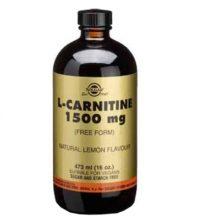 L-Carnitina liquida solgares un complemento alimenticio coadyudante en la eliminación de grasas y de tejido adiposo y recomendable en afecciones cardiovasculares. Apto para veganos. Sabor natural de limón.