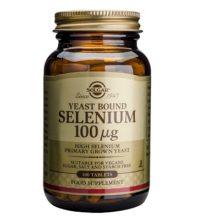 Selenio 100μg sOLGAR agrupa los beneficios antioxidantes del Selenio con los de la levadura de cerveza como fuente de vitaminas del grupo B, minerales y aminoácidos. Contiene, además del poder antioxidante del Seleniol, el valor nutricional de la levadura de trigo y cebada, complementándose con la riqueza en complejo B y otros minerales de la levadura.