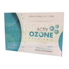 ACTIV OZONE PREMIUM es un complemento alimenticio que estimula el organismo para desarrollar mecanismos de respuesta ante el estrés oxidativo.ACTIV OZONE PREMIUM es un complemento alimenticio que estimula el organismo para desarrollar mecanismos de respuesta ante el estrés oxidativo.