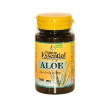 Aloe Vera Nature Essential es un complemento alimenticio a base de Aloe Vera en polvo.