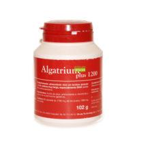 Algatrium Plus es un complemento alimenticio a base de ácidos grasos Omega 3 de cadena muy larga, especialmente DHA (ácido docosahexaenoico).