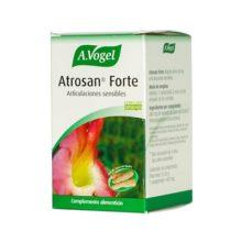 Atrosan Forte A. Vogel es un complemento alimenticio a base de extracto de Garra del Diablo ( Harpagophytum procumbens) procedente se raíz secundaria de 4 años de cultivo sostenible.