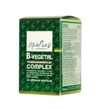 B-Vegetal Complex Tongil es un complemento alimenticio a base de concentrados de Vitaminas del grupo B procedentes de fuentes 100% vegetales.