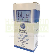 Blue Cap Champú Catalysis, favorece la higiene diaria de la piel con tendencia a psoriasis.