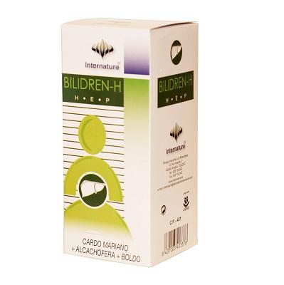 BILIDREN-H ayuda al organismo en los momentos digestivos difíciles y el la higiene diaria del hígado y la vesícula biliar.