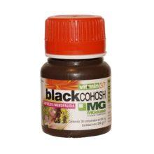 Blackcohosh MGdose es un complemento alimenticiopensado para la nutrición óptima de la mujer en el climaterio a base de Cimicifuga racemosa junto con magnesio, zinc y vitamina B6.