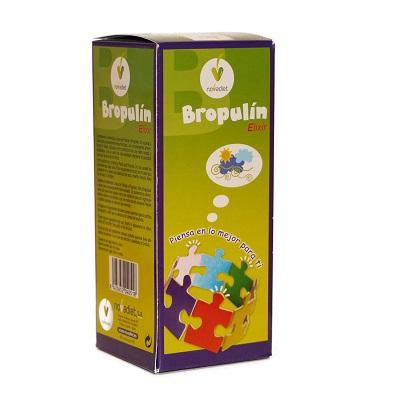 Bropulin Novadiet es un complemento alimentico natural ideado para tratar la congestión respiratoria y tos de los más pequeños.