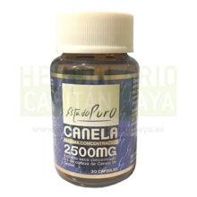 CANELA ESTADO PURO TONGIL MAXIMA CONCENTRACIÓN es un complemento alimenticio a base de extracto seco concentrado 5: 1 de corteza de Canela de Ceylan.
