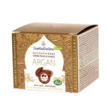 Crema facial argan Esential Aroms es una crema muy rica en fito-activos (aceites vegetales virgenes y aceites esenciales ).