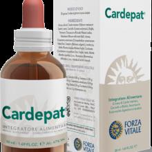 Cardepat de Forza Vitale es un complemento alimenticio a base de cardo mariano, alcachofa y boldoque favorece la funcionalidad hepática y digestiva.