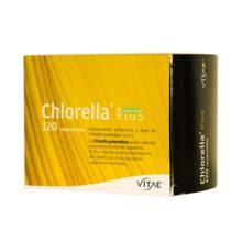 Chlorella Plus Vitae es un complemento alimenticio a base de Chlorella pyrenoidosa y Zinc.