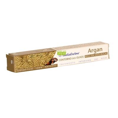 Contorno de ojos Argan Esential Aroms es un cosmético 100% natural para el tratamiento intensivo de las arrugas.