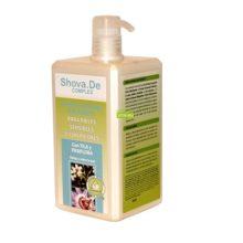 Crema corporal calmante Shova De Complex para pieles sensibles y con picores.