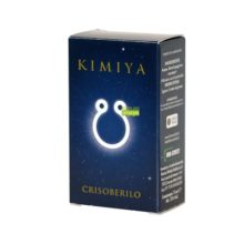 CRISOBERILLO KIMIYA FORZA VITALECrisoberillo Kimiya Forza Vitale  es un complemento alimenticio a base de Crisoberillo energetizado.