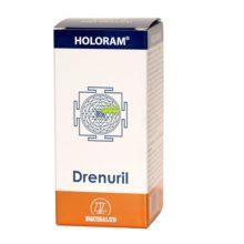 Drenuril Holoram Equisalud es un compemento alimenticio a base de plantas, minerales y vitamina A.