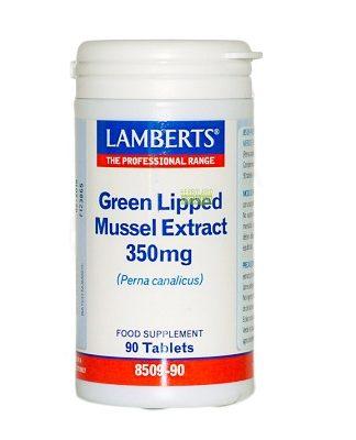 Seatone Lamberts es un complemento alimenticio a base de 350 mg. de Extracto de Mejillón de Labio Verde , el cual posee propiedades beneficiosas para el bienestar de las articulaciones.
