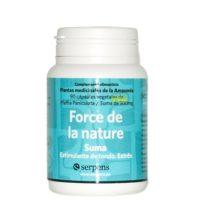 Force de la nature Serpens es un complemento alimenticio útil como estimulante de fondo. Regulador hormonal. Anti-estrés. Fortalece la salud coronaria y el sistema muscular.