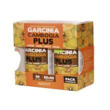 Garcinia Cambogia Plus Novity es un complemento alimenticio que ayuda en el control del apetito y es útil en caso de obesidad e hiperlipidemias.