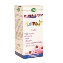 IMMUNILFLOR JUNIOR TREPADIET-ESI es un complemento alimentico indicado para favorecer las defensas naturales del organismo y prevenir infecciones de carácter general.