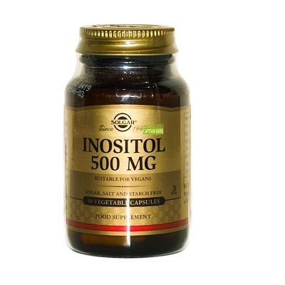 Inositol Solgar es un complemento alimenticio considerado un miembro del grupo de la vitamina B, contribuye al cuidado y mantenimiento de un buen funcionamiento cerebral y neuronal. Apto para veganos.