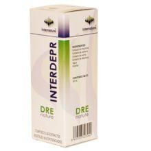 Drenature Interdepr Internature es un complemento alimenticio que optimiza el estado de ánimo ante el decaimiento temporal.