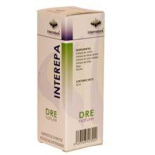Interepa es un complemento alimenticio que favorece la eliminación de impurezas en el hígado y sus vías.