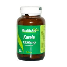 Karela Health Aid es un complemento alimenticio a base de extracto de melón amargo.