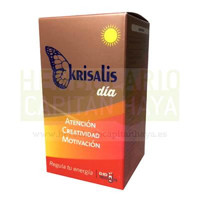 Krisalis DIA es un complemento alimenticio a base de Vitaminas y Minerales