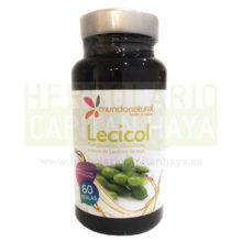 LECICOL MUNDONATURALLECICOL MUNDONATURAL es un complemento alimenticio que ayuda a mejorar la salud cardiovascular y a normalizar el colesterol.