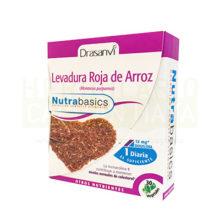 Levadura Roja de Arroz (Monascus purpúreos). La Monacolina K del arroz de levadura roja contribuye a mantener niveles normales de colesterol.