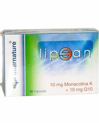 LIPSAN es un complemento eficaz en todo plan sano y dietético para personas con riesgo, de cualquier tipo, a nivel vascular y cardíaco.