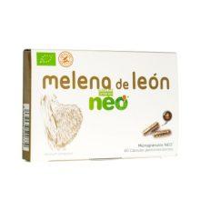 Melena Leon Neo es un complemento alimenticio a base de extractos de hongo Melena de Leon.