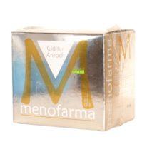 Menofama es un complemento alimenticio con edulcorantes a base de Plantas, Vitaminas y Minerales.