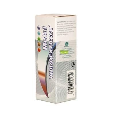 Metal Vibroextract Equisalud es un complemento alimenticio a base de plantas.