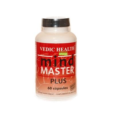 Mind Master Plus VByotics es un complemento alimenticio que favorece a la memoria, estudios y concentración.