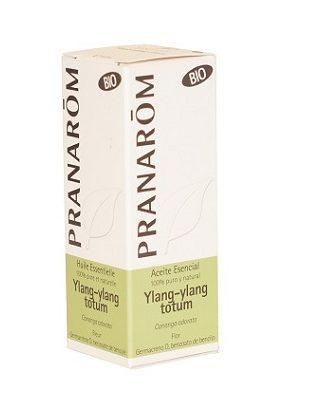 Aceite esencial Ylang-Ylang Totum Prenarom es tradicionalmente conocida por sus propiedades antidepresivas, sedantes, relajantes nervioso, hipotensoras, antiarrítmicas, tónicas sexual, afrodisíacas, antiespasmódicas.