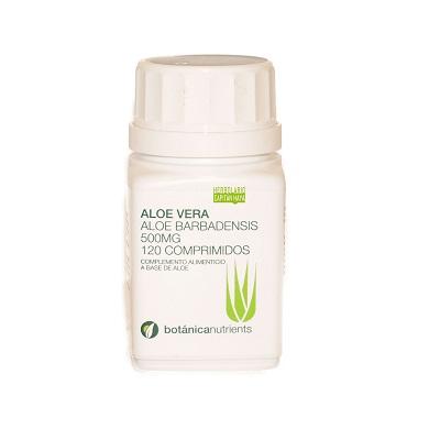 Aloe Vera Botanica Nutriets es un complemento alimenticio a base de Aloe vera.
