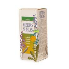 Hierbas Suecas es un complemento alimenticio a base de plantas amargas.