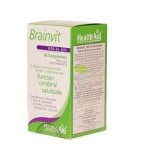 Brainvit Health Aid es un complemento alimenticio a base de vitaminas, minerales, antioxidantes,aminoácidos y plantas.