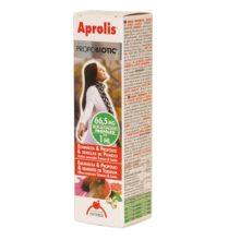Aprolis Propobiotic Intersa es un complemento alimenticio a base de Echinacea, prpoleo y semillas de Pomelo conbinado con aceites esenciales de Tomillo y Limón.
