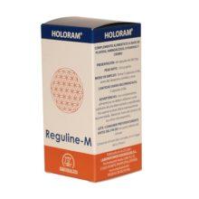 EQUISALUD HOLORAM Reguline-M regula los procesos metabólicos naturales que promueven el equilibrio fisiológico del peso y la distribución de la grasa corporal.