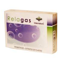 Relagas es un complemento alimenticio a base de probióticos y extractos de plantas.