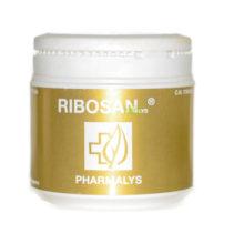 Ribosan Lys Pharmalys es un complemento alimenticio a base de D-Ribosa.