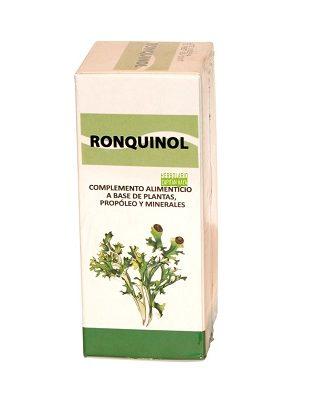RONQUINOL ANROCH PHARMARonquinol Anroch Pharma es un complemento alimenticio a base de plantas, propóleo y minerales.