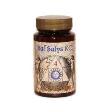 Sal Salys 04 KCI Jellybell es una Sal de Schussler indicada tradicionalmente por su acción beneficiosa para la mucosa intestinal e inflamaciones en la piel, resfriados y buen funcionamiento de los músculos.