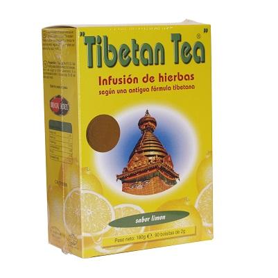 Te Tibetano sabor limón es una combinación de hierbas según la antigua fórmula tibetana.