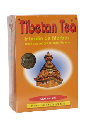 Te Tibetano Natural es una combinación de hierbas según la antigua fórmula tibetana.